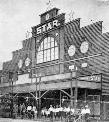 Imperial and Star Theatres