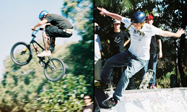 BMX - Youth Injected Festival