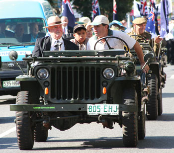 Anzac Day 2007 -  Wynnum Manly