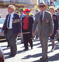 ANZAC Day Wynnum Manly