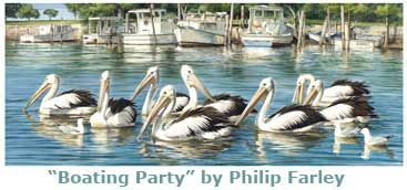 Boating Party by Philip Farley