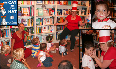 Cat in the Hat - Dr Seuss