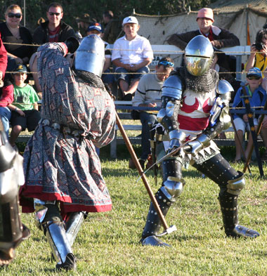 History Alive - Knights in Armor