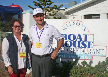 Wilson's Boathouse Seafood and Jazz Festival