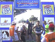 Lipton Ice Tea Queensland Triathlon