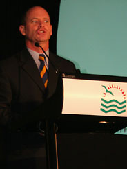 Lord Mayor Campbell Newman