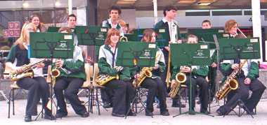 Wynnum High - Sydney Band Tour