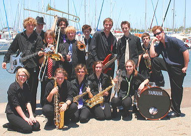 Wynnum High School Big Band